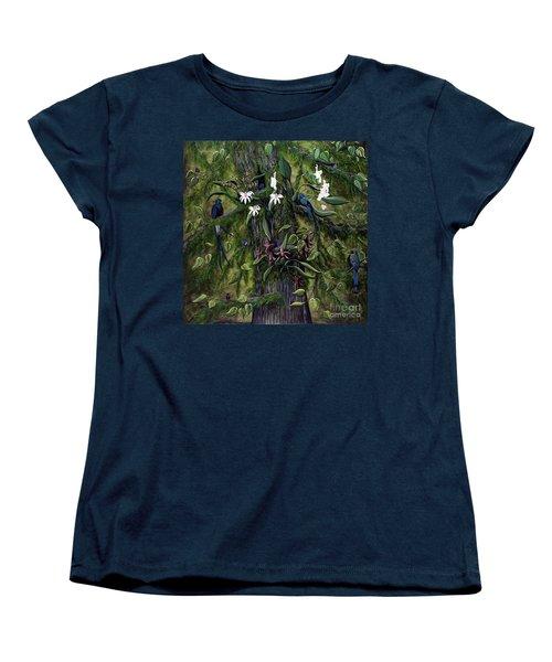 The Jungle Of Guatemala Women's T-Shirt (Standard Cut)