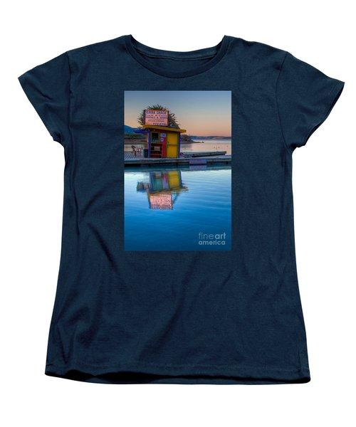 The Kayak Shack Morro Bay Women's T-Shirt (Standard Cut)