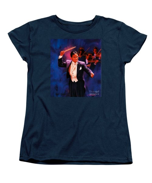 The Maestro Women's T-Shirt (Standard Cut)