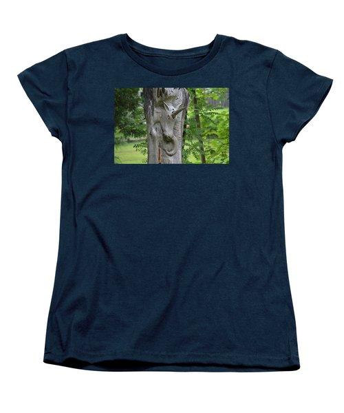 The Magic Of Unicorns Women's T-Shirt (Standard Cut) by Maria Urso