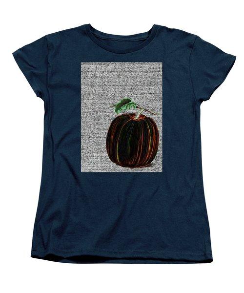 The Magical Pumkin Women's T-Shirt (Standard Cut) by Enzie Shahmiri
