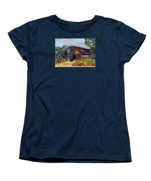 The Old Barn Women's T-Shirt (Standard Cut)
