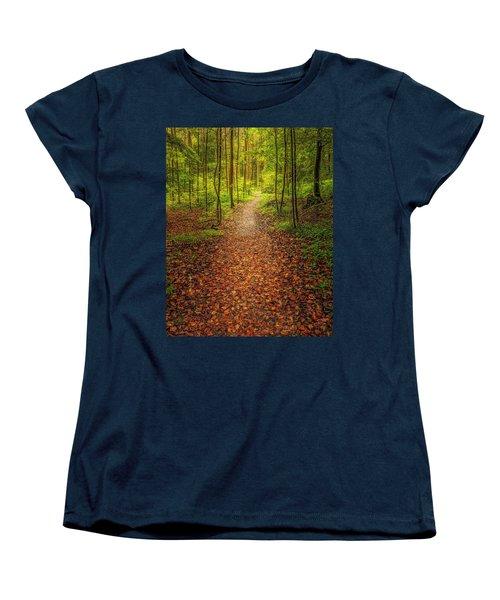 The Path Women's T-Shirt (Standard Cut)