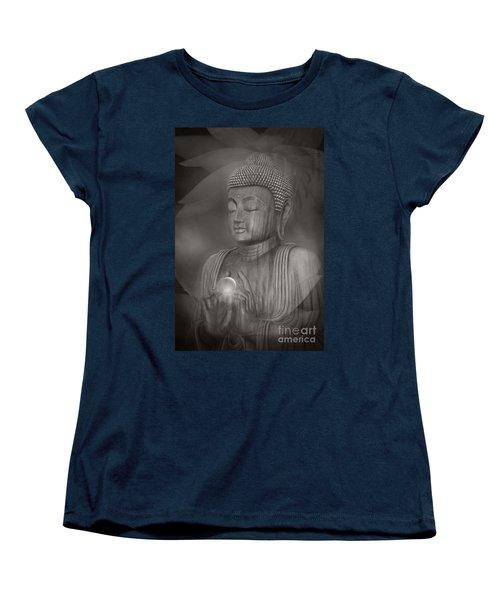 The Path Of Peace Women's T-Shirt (Standard Cut)