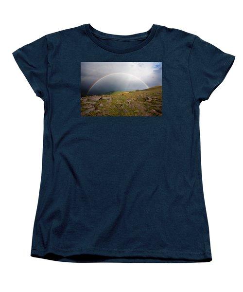 Women's T-Shirt (Standard Cut) featuring the photograph The Promise by Jim Garrison