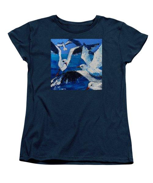 The Seagulls Women's T-Shirt (Standard Cut)