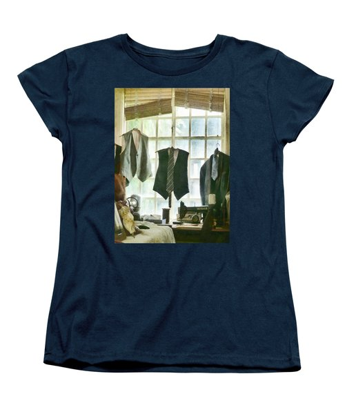 The Tailor Shop Women's T-Shirt (Standard Cut) by Steve Taylor