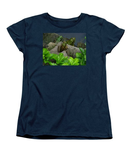 Women's T-Shirt (Standard Cut) featuring the photograph The Three Amigos by Raymond Salani III