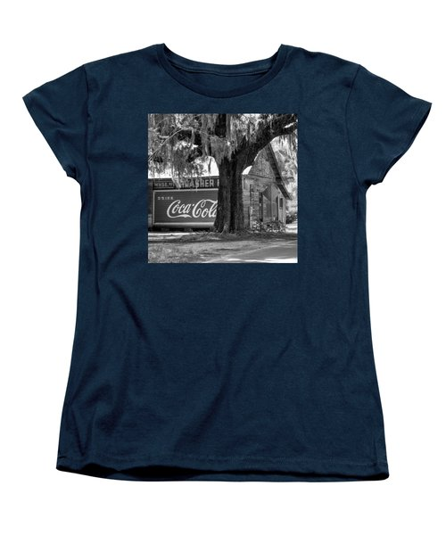 Thrasher Warehouse No. 1 Women's T-Shirt (Standard Cut) by Lynn Palmer