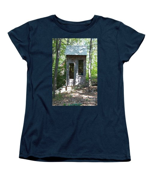 Throne With A View Women's T-Shirt (Standard Cut) by William Norton