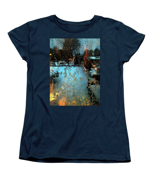 Through The Window Women's T-Shirt (Standard Cut) by Colette V Hera  Guggenheim