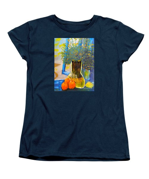 Through The Window Women's T-Shirt (Standard Cut)