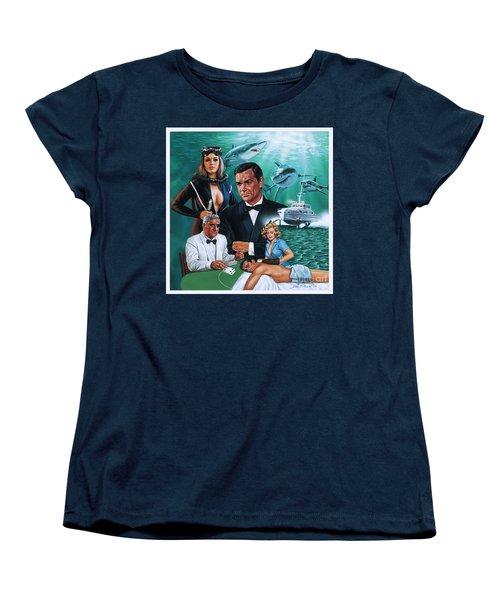 Thunderball Women's T-Shirt (Standard Cut)