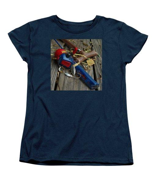 Women's T-Shirt (Standard Cut) featuring the photograph Ties That Bind by Peter Piatt