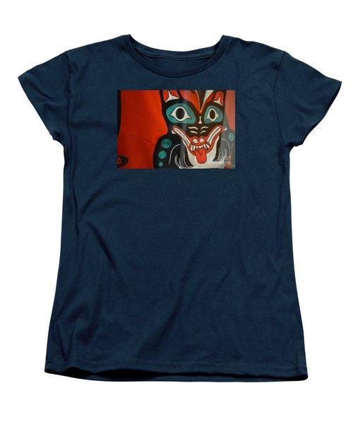 Tlinget Women's T-Shirt (Standard Cut) by Brian Boyle