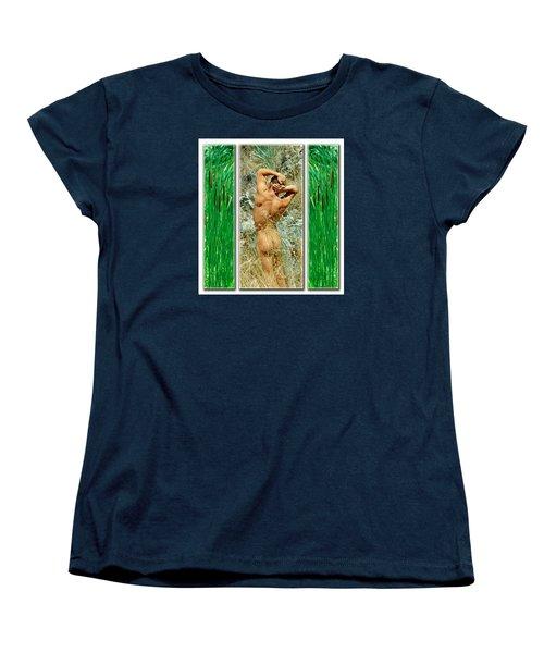 Tom D. 7--2 Women's T-Shirt (Standard Cut) by Andy Shomock