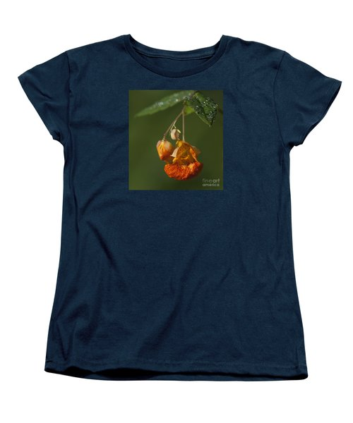 Touch Me Not.. Women's T-Shirt (Standard Cut) by Nina Stavlund