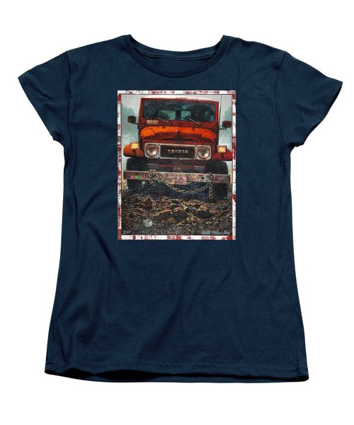 Toyota Women's T-Shirt (Standard Cut) by Blue Sky