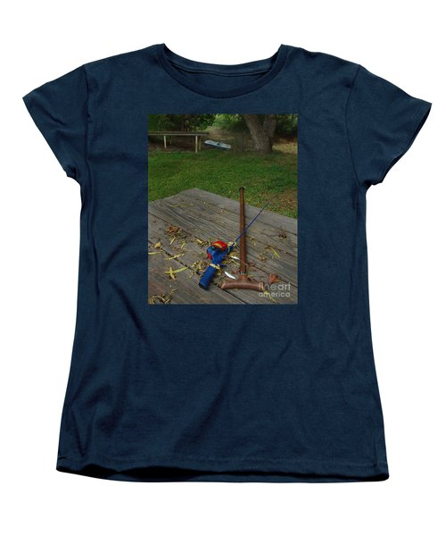 Women's T-Shirt (Standard Cut) featuring the photograph Traditions Of Yesterday by Peter Piatt