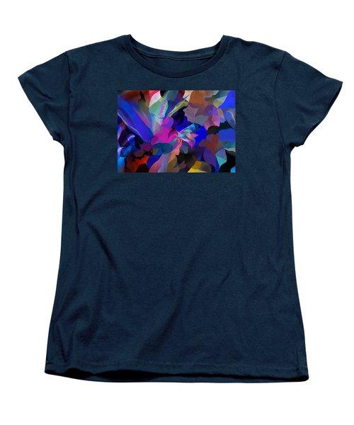 Transcendental Altered States Women's T-Shirt (Standard Cut) by David Lane