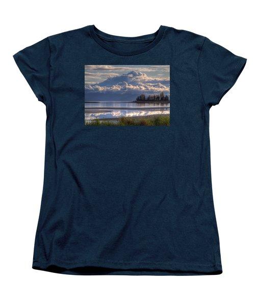 Transition Women's T-Shirt (Standard Cut) by Randy Hall