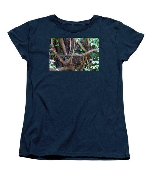 Women's T-Shirt (Standard Cut) featuring the photograph Tree by Rafael Salazar