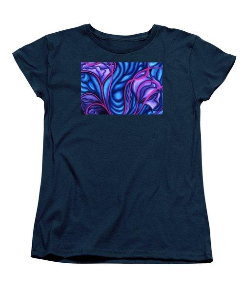 Trio Women's T-Shirt (Standard Cut) by Susan Will
