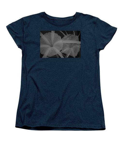 Tropical Garden Women's T-Shirt (Standard Cut) by Miguel Winterpacht