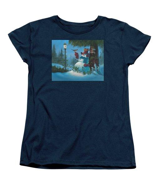 Tweet Dreams Women's T-Shirt (Standard Cut)