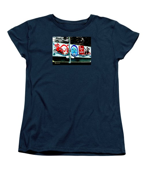 Women's T-Shirt (Standard Cut) featuring the photograph Twilight In Forks Wa 6 by Sadie Reneau