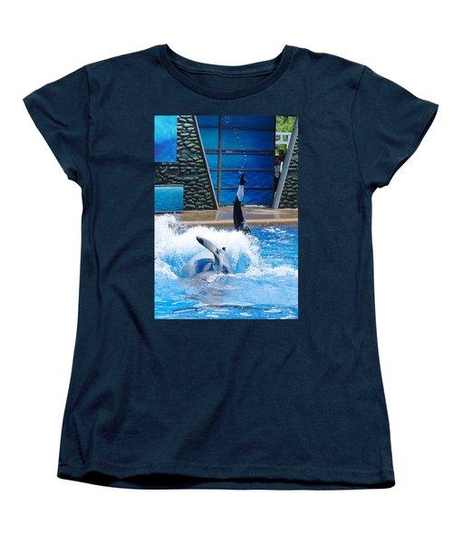 Women's T-Shirt (Standard Cut) featuring the photograph Unbelievable by David Nicholls