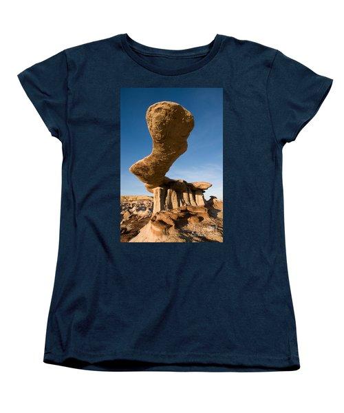 Under The King Women's T-Shirt (Standard Cut) by Vivian Christopher