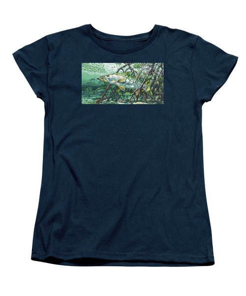 Undercover In0022 Women's T-Shirt (Standard Cut) by Carey Chen