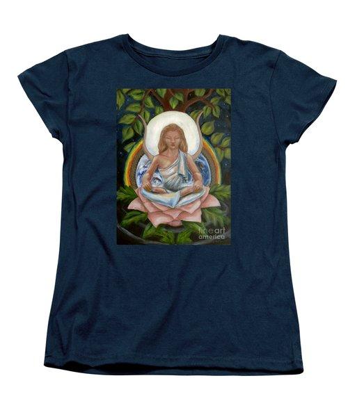 Universal Goddess Women's T-Shirt (Standard Cut) by Samantha Geernaert