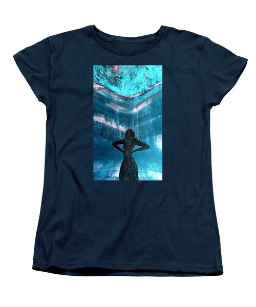Unlimited Women's T-Shirt (Standard Cut) by Jacqueline McReynolds
