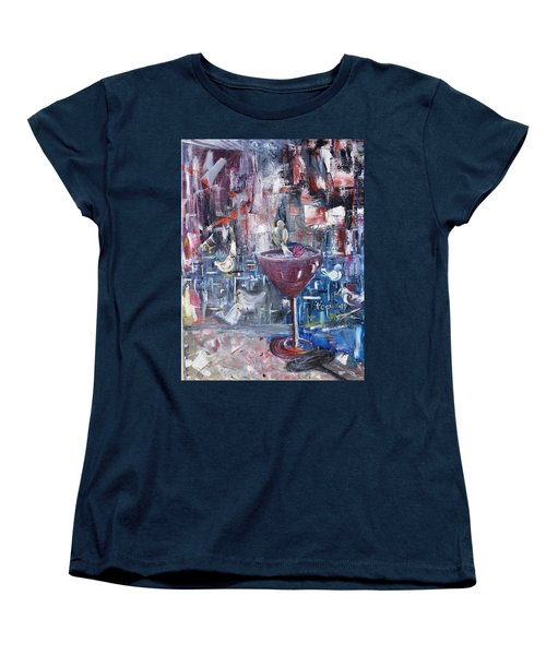 Untitled Women's T-Shirt (Standard Cut) by Evelina Popilian