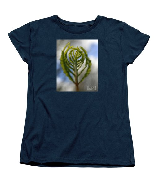 Unwrapped Women's T-Shirt (Standard Cut) by Neal Eslinger