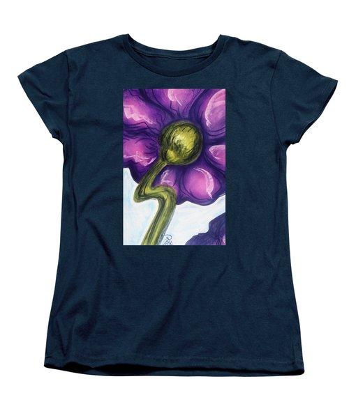 Up Women's T-Shirt (Standard Cut) by Susan Will