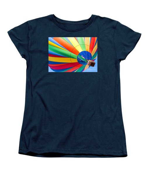 Up Up And Away Women's T-Shirt (Standard Cut) by Roselynne Broussard