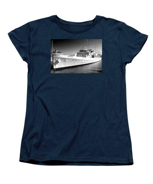 Uss Potomac Women's T-Shirt (Standard Cut) by Anne Mott