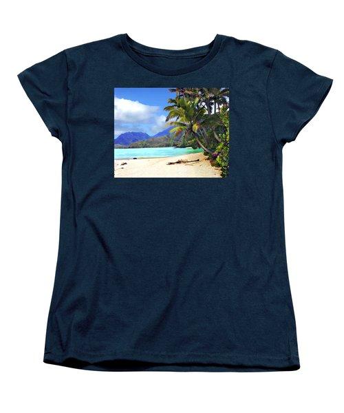 View From Waicocos Women's T-Shirt (Standard Cut) by Kurt Van Wagner