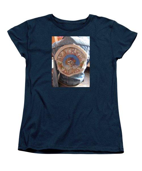 Vintage - Grateful Dead - Fashion Women's T-Shirt (Standard Cut) by Susan Carella