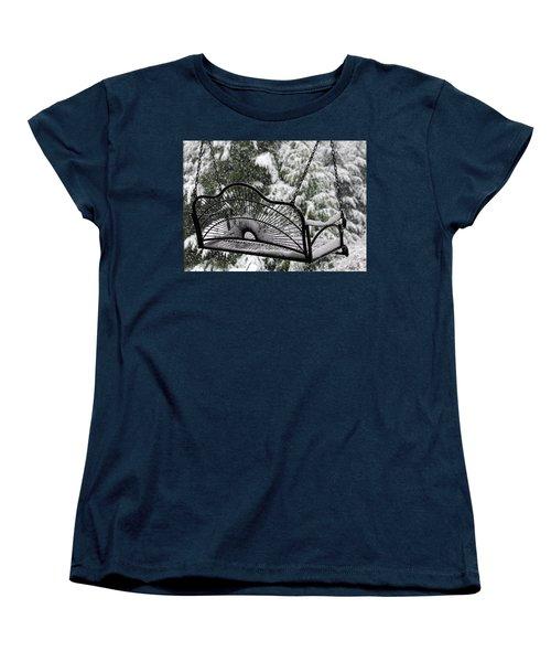 Waiting For Spring Women's T-Shirt (Standard Cut)