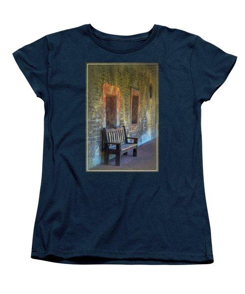 Waiting Women's T-Shirt (Standard Cut) by Joan Carroll