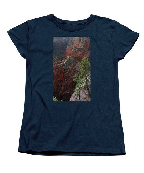 Walters Wiggles Women's T-Shirt (Standard Cut) by Natalie Ortiz