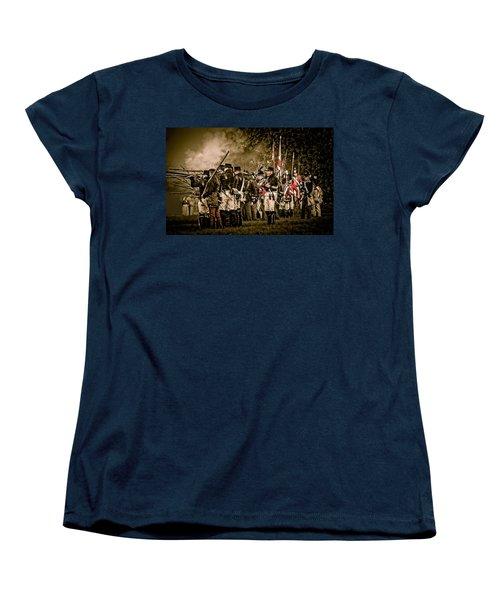 War Of 1812 Women's T-Shirt (Standard Cut) by Bianca Nadeau