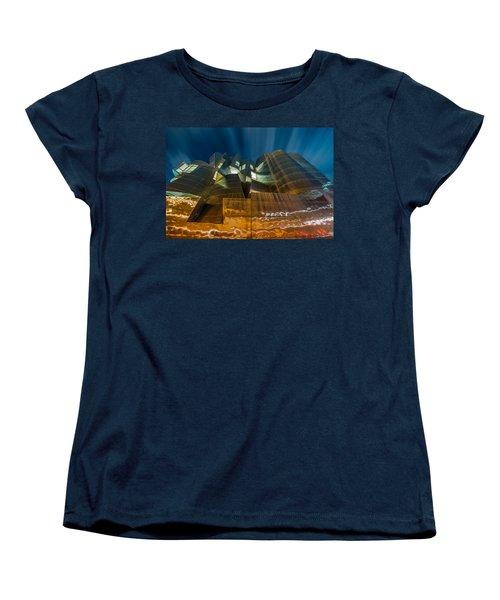 Weisman Art Museum Women's T-Shirt (Standard Cut) by Mark Goodman