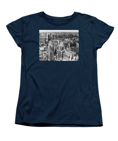 Westminster Abbey In London Women's T-Shirt (Standard Cut)