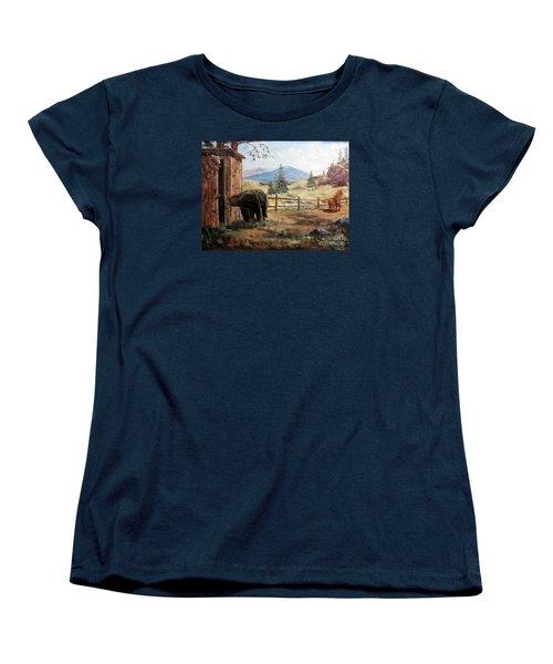 What Now Women's T-Shirt (Standard Cut)