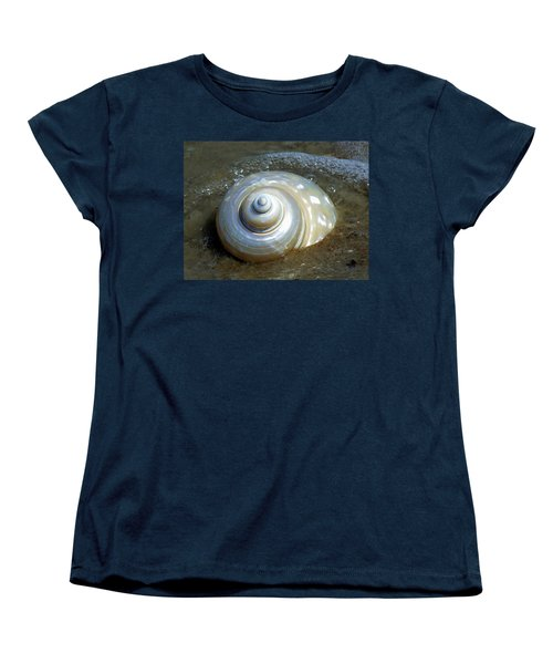 Whispering Tides Women's T-Shirt (Standard Cut)